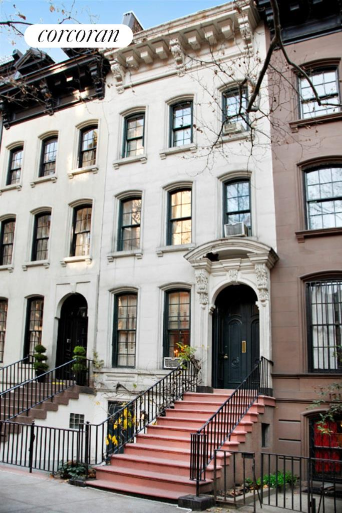 Corcoran 169 east 71st street upper east side real for Townhouses for sale in manhattan ny