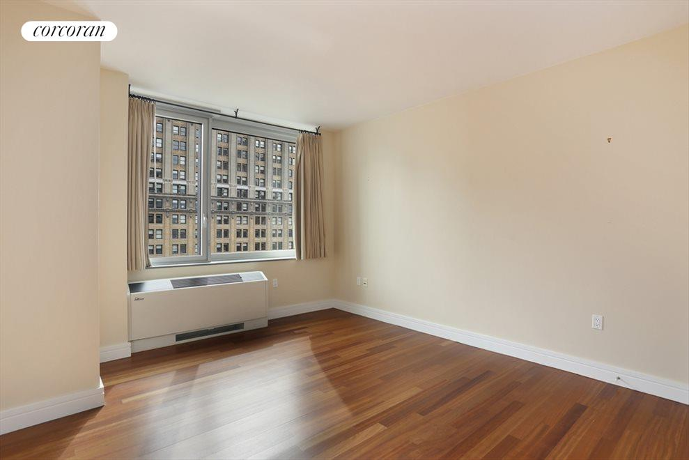 New York City Real Estate | View 30 West Street, #28B | Second Bedroom
