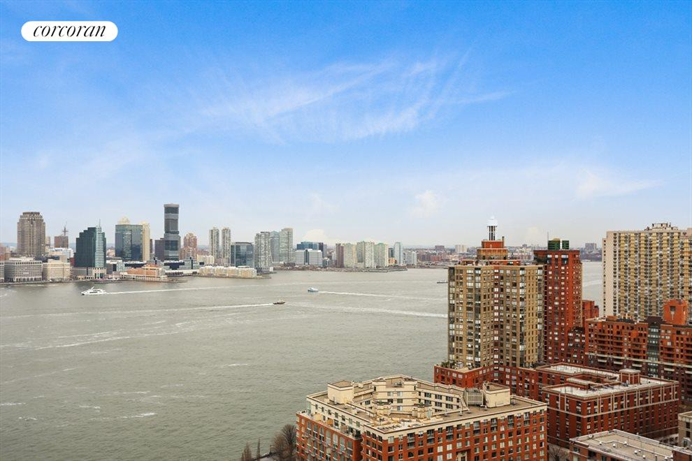 New York City Real Estate | View 30 West Street, #28B | View
