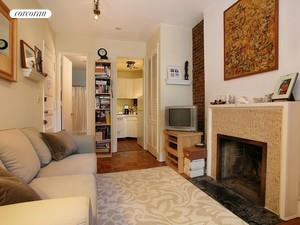 11 West 95, 3R, Living Room