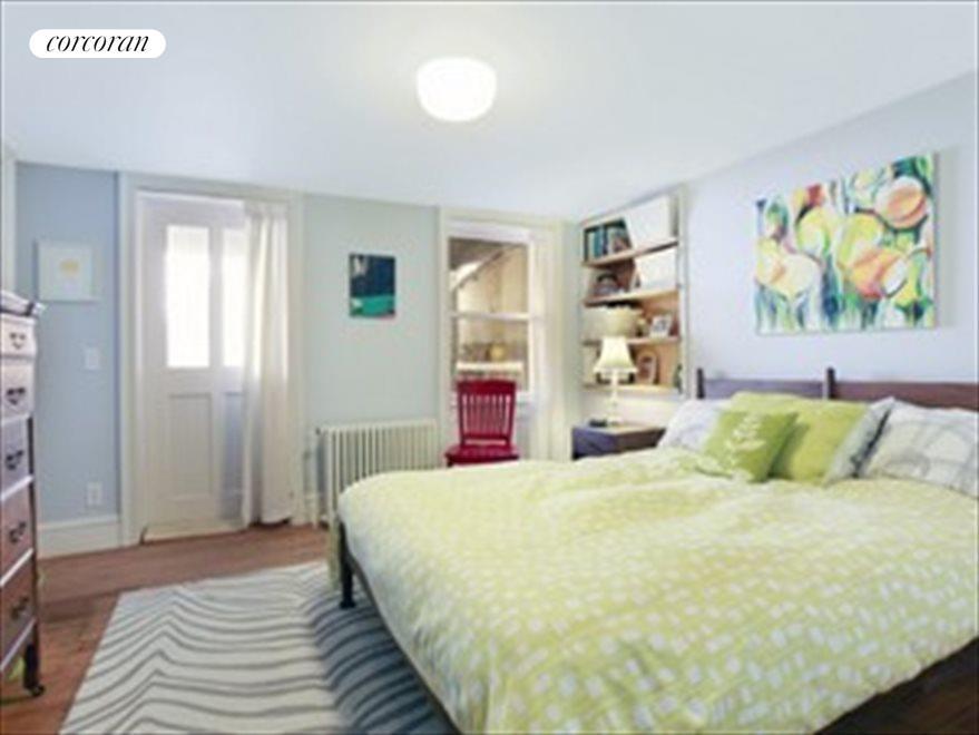 Garden Rental Bedroom