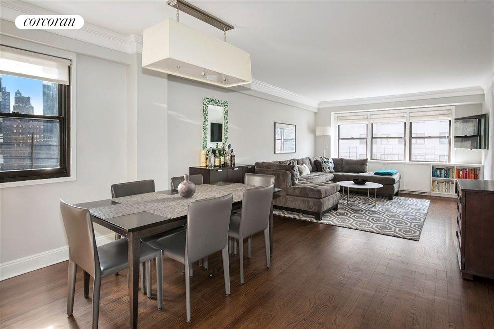 New York City Real Estate | View 411 East 57th Street, #11AB | 3 Beds, 3 Baths