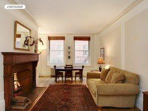 50 West 67th Street, 3F, Living Room