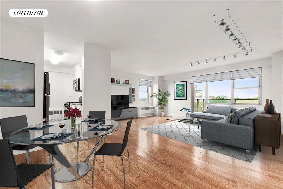 New York City Real Estate | View 1019 Van Siclen Avenue, #7J | 2 Beds, 1 Bath