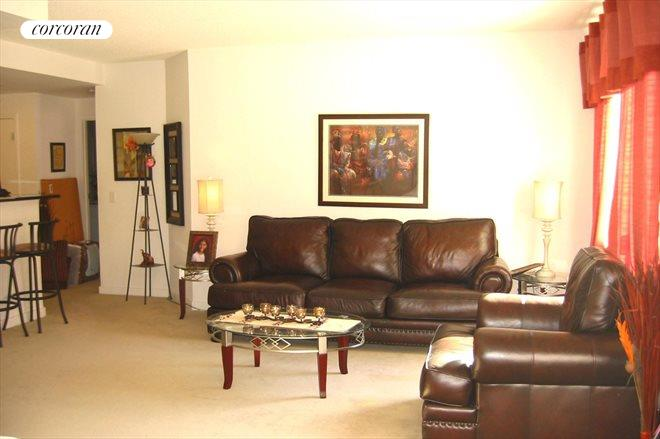40 West 116th Street, A316, Living Room