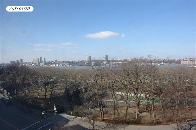 250 Riverside Drive, 74A, View