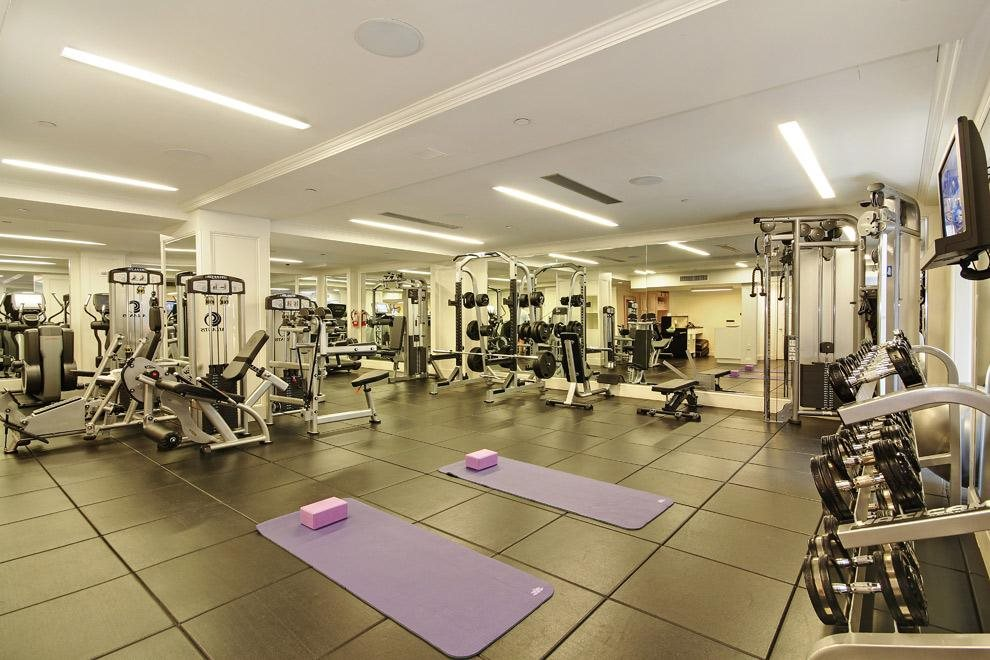 Fitness center powered by Punch Fitness