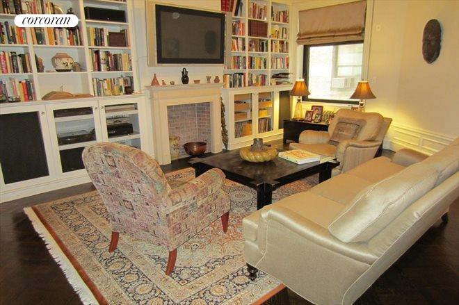 251 West 89th Street, 3D, Living Room