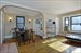22 GROVE ST, 2EF, Living Room / Dining Room