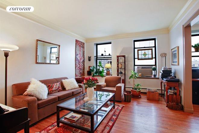 295 Saint Johns Place, 5F, Living Room