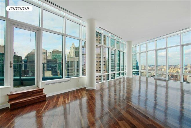 207 East 57th Street, PH, Living Room