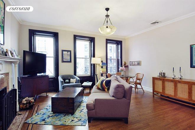 314 West 98th Street, 3, Living Room