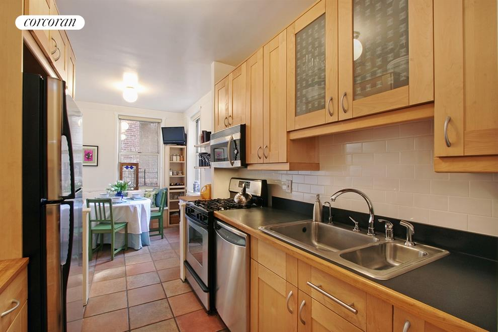 225 Park Place, 2D, Kitchen