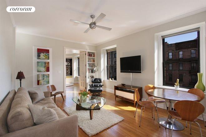 102 West 75th Street, 55, Living Room
