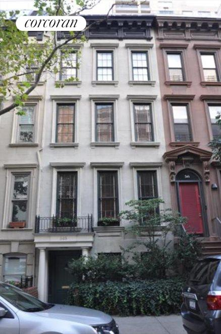 548 East 87th Street, Building Exterior
