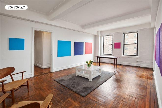 172 East 4th Street, 8H, Living Room
