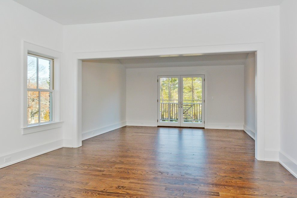 Similar master bedroom and sitting area