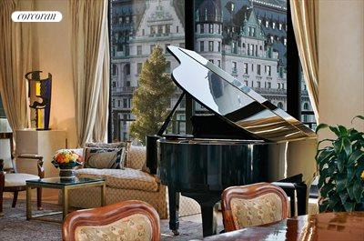 Grand Salon Overlooking Central Park