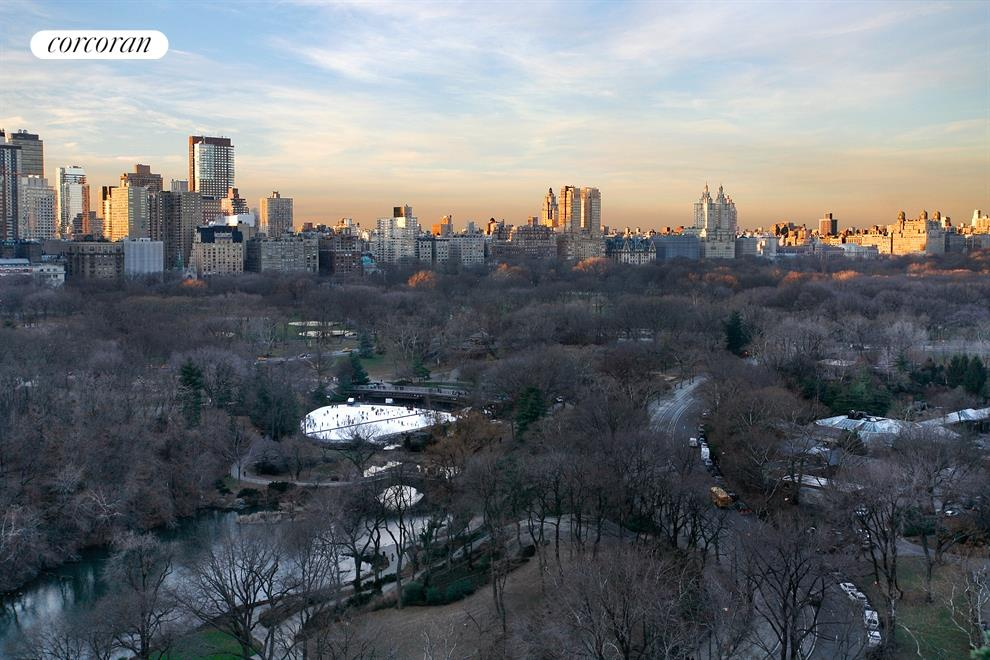 Views of Central Park