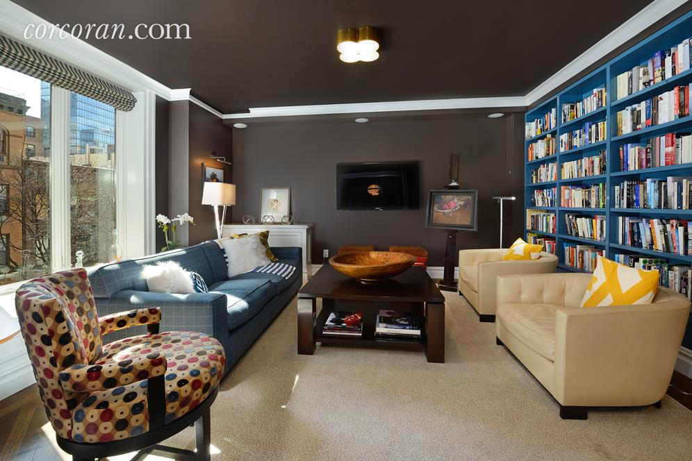 235 West 71st Street, 4 FL, Living Room
