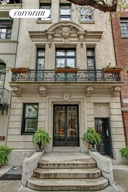 Corcoran 58 east 66th street upper east side real estate for Manhattan townhouse for sale