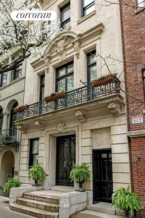 58 East 66th Street, Restored Limestone Facade