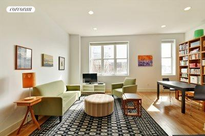 New York City Real Estate | View 55 Engert Avenue, #2 | 2 Beds, 1 Bath
