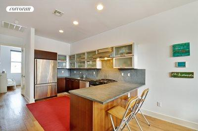 New York City Real Estate | View 55 Engert Avenue, #2 | Kitchen