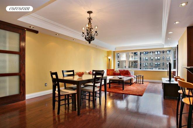 Corcoran 11 east 86th street apt 10b carnegie hill for Living room 86th st
