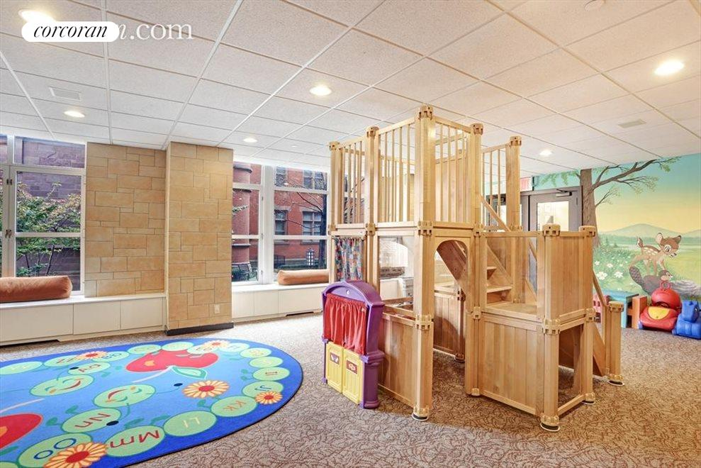 Building play room
