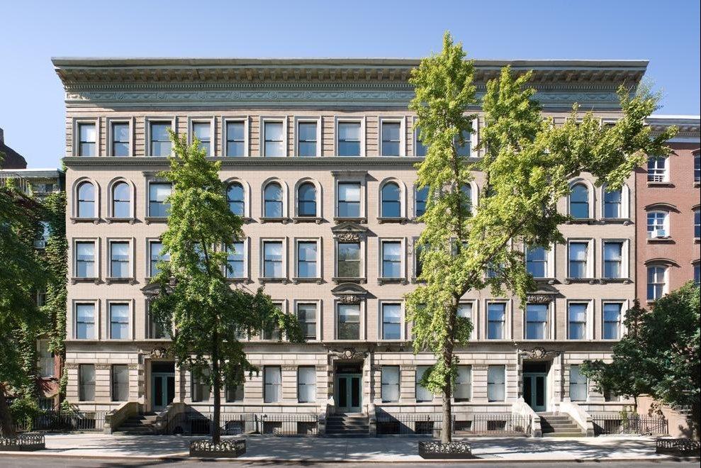 Elegant Building on a Beautiful, Tree-Lined Block