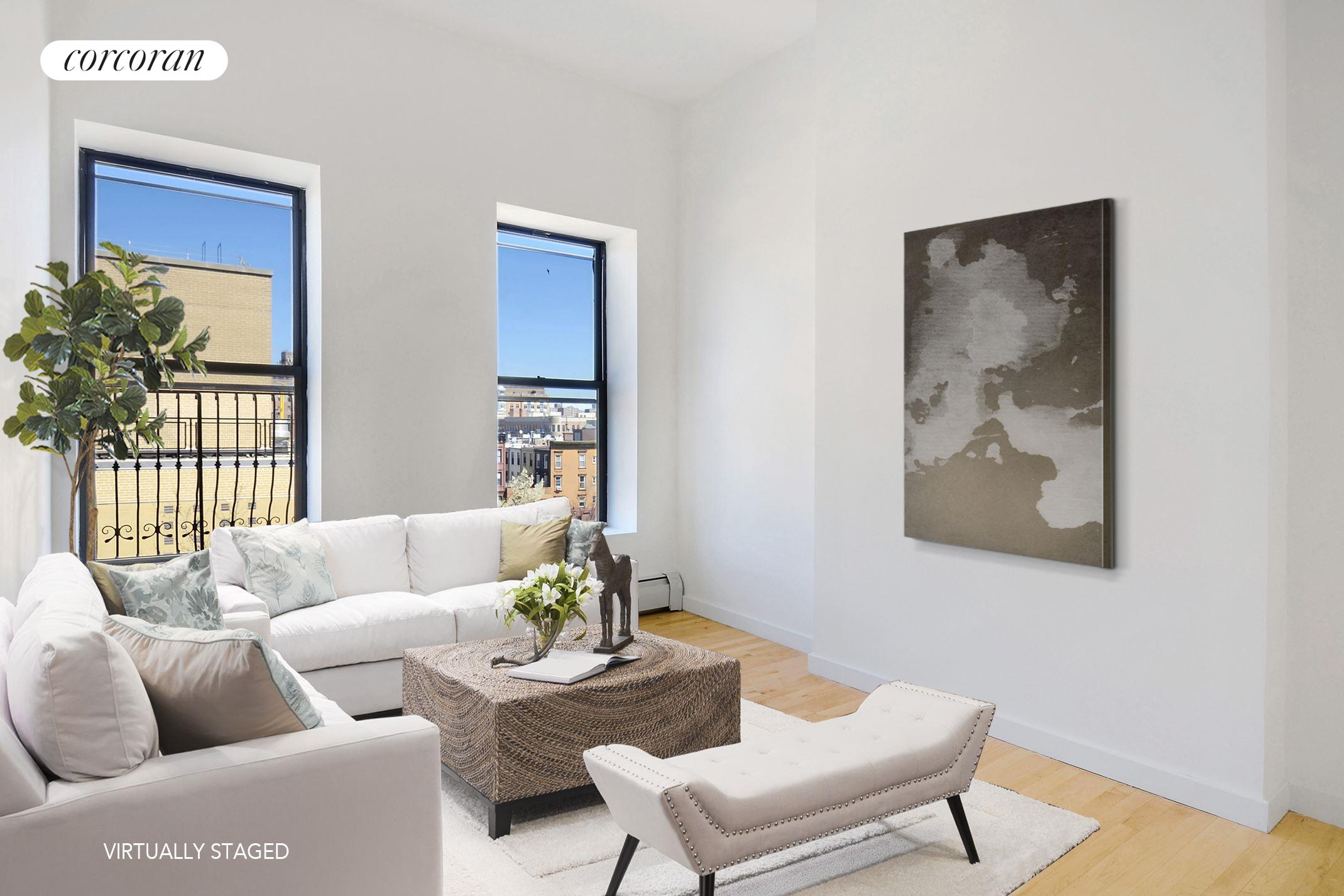 364 West 119, 3B, Living Room
