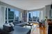 350 West 42nd Street, 39E, Oversized Living Room