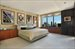 1001 Fifth Avenue, 23A, Master Bedroom with bright and sunny East exposure