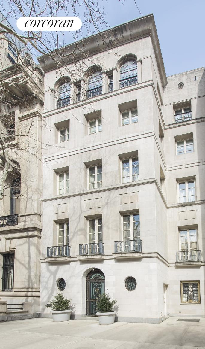 Corcoran 5 East 64th Street Upper East Side Rentals