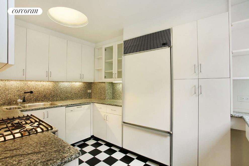 Large, Windowed Renovated Eat-In Kitchen
