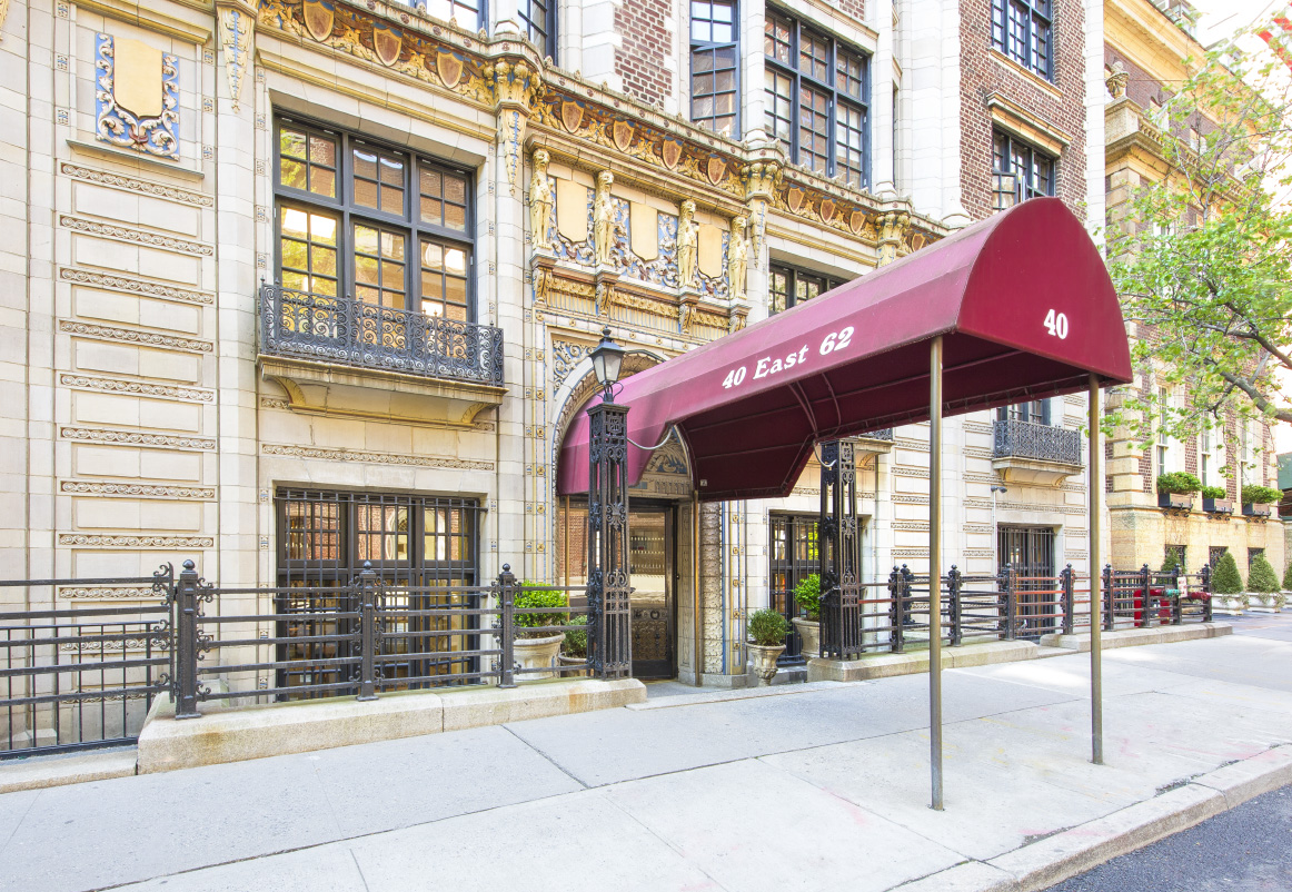 Corcoran 40 East 62nd Street Apt 5e Upper East Side