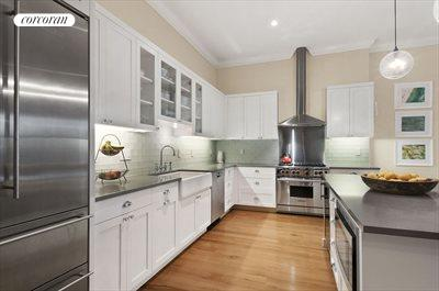 New York City Real Estate | View 481 Washington Street, 2-S | Huge Open Kitchen!