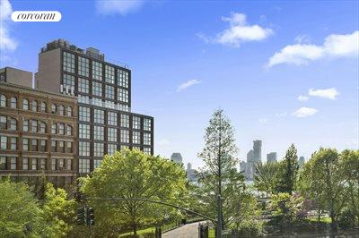 New York City Real Estate | View 481 Washington Street, 2-S | Canal Park, Hudson River and Sunsets