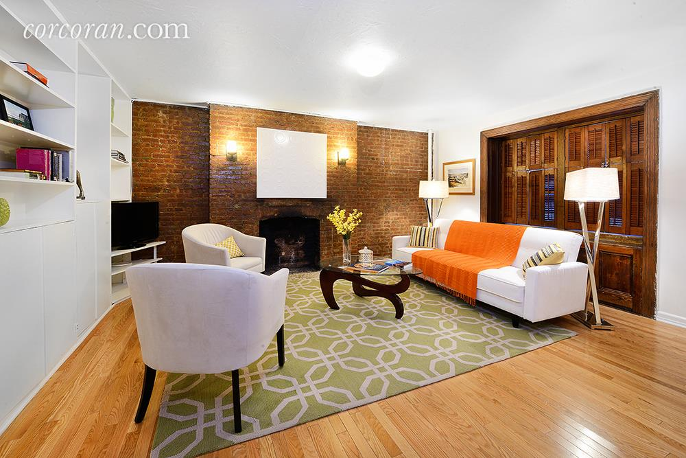351 West End Avenue, Living Room