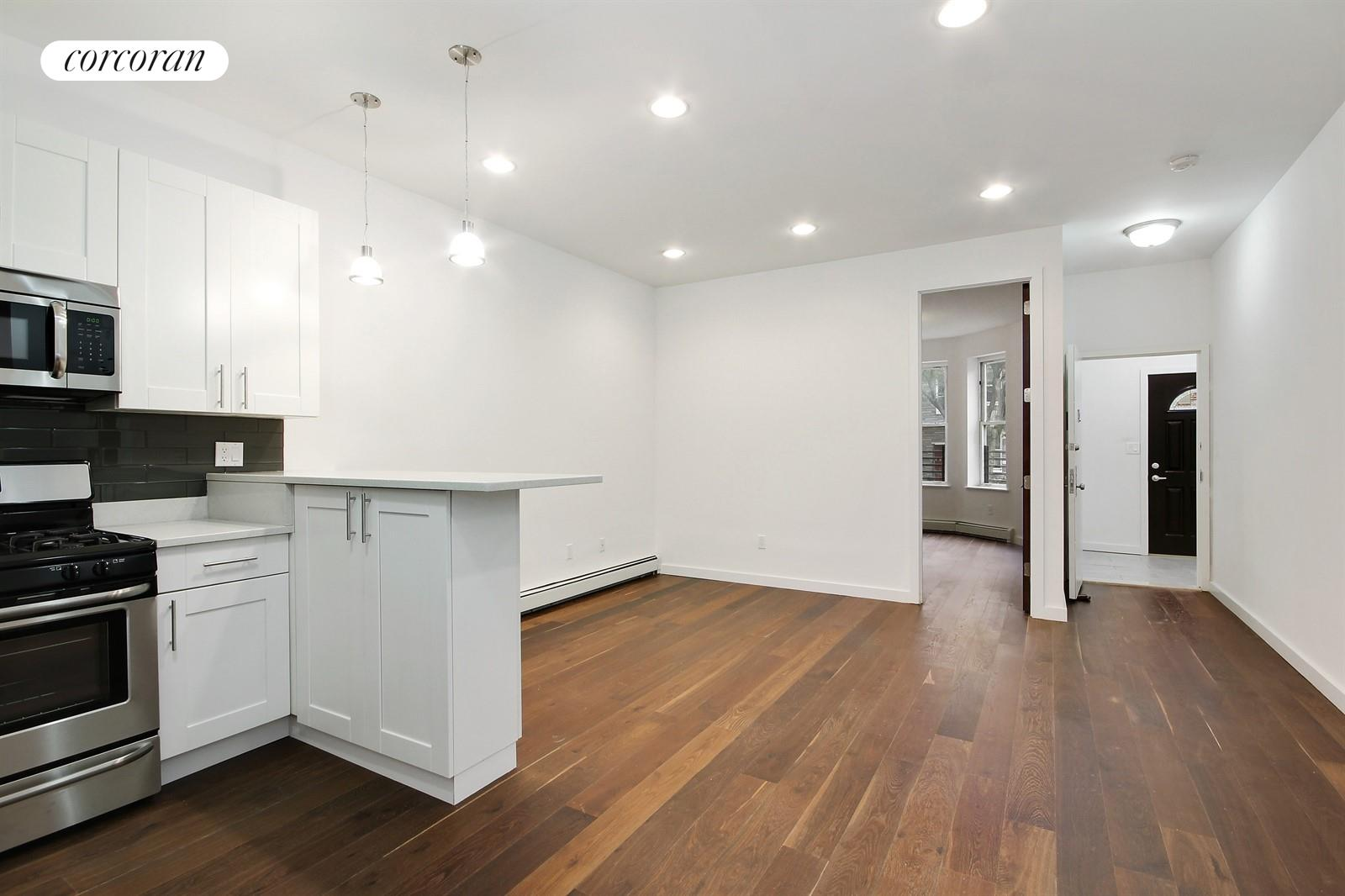 Corcoran, 298 Weirfield Street, Apt. 2, Bushwick Rentals, Brooklyn ...