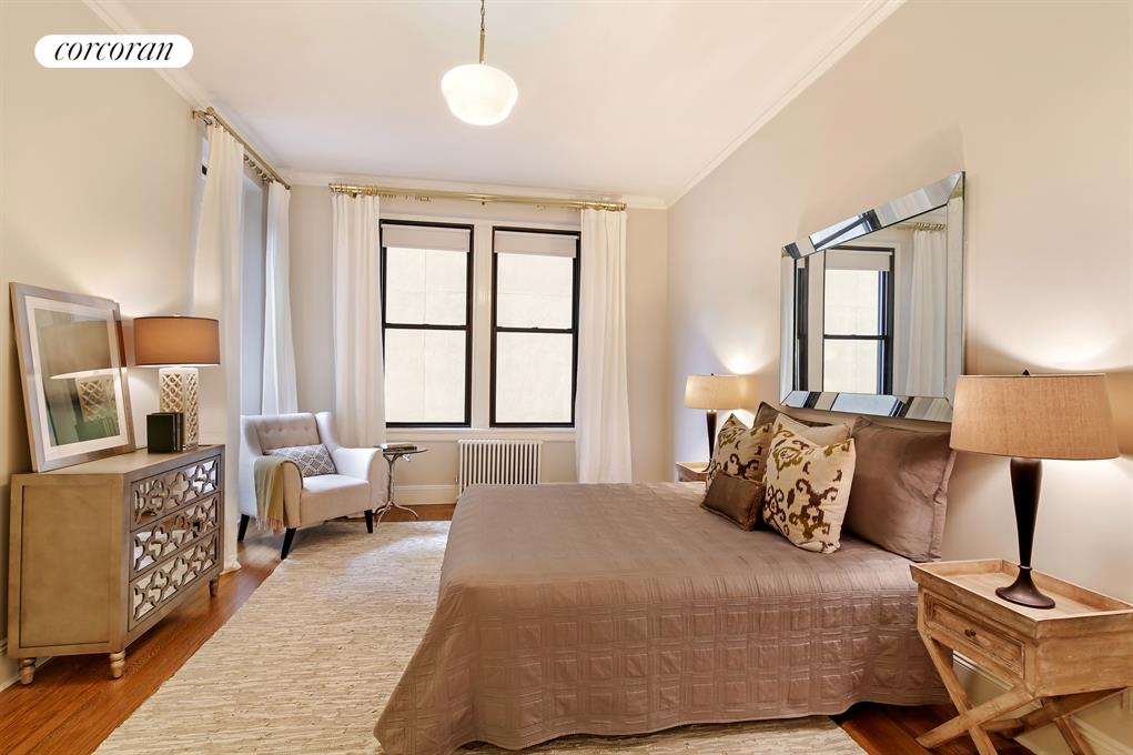 Corcoran 993 Park Avenue Apt 6s Upper East Side Real