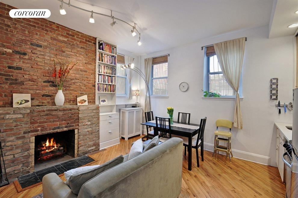 New York City Real Estate | View 256 Bergen Street, #1F | 1 Bath