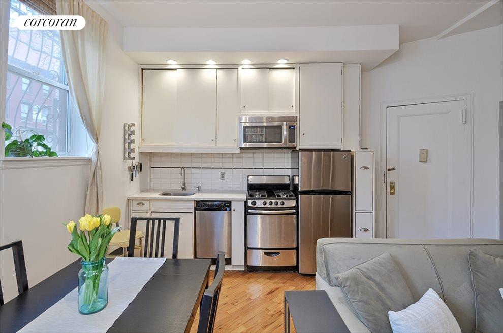 New York City Real Estate | View 256 Bergen Street, #1F | Kitchen
