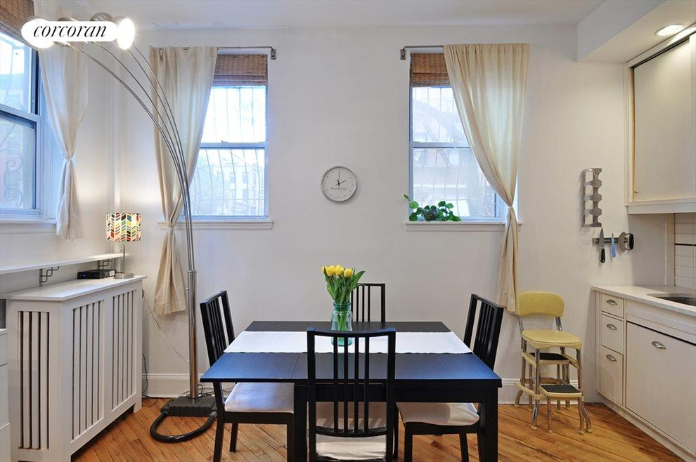 New York City Real Estate | View 256 Bergen Street, #1F | Dining Room