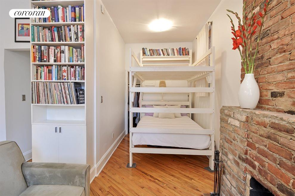 New York City Real Estate | View 256 Bergen Street, #1F | Bedroom