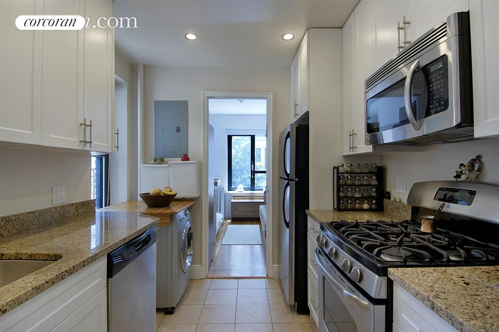 420 Central Park West, 2B, South facing