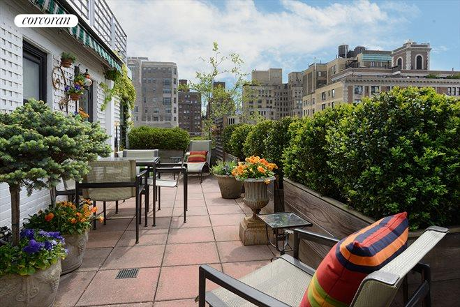 120 East 81st Street, 14B, Outdoor Space