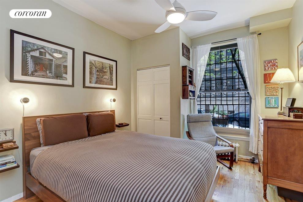 New York City Real Estate | View 422 State Street, #1 | Bedroom