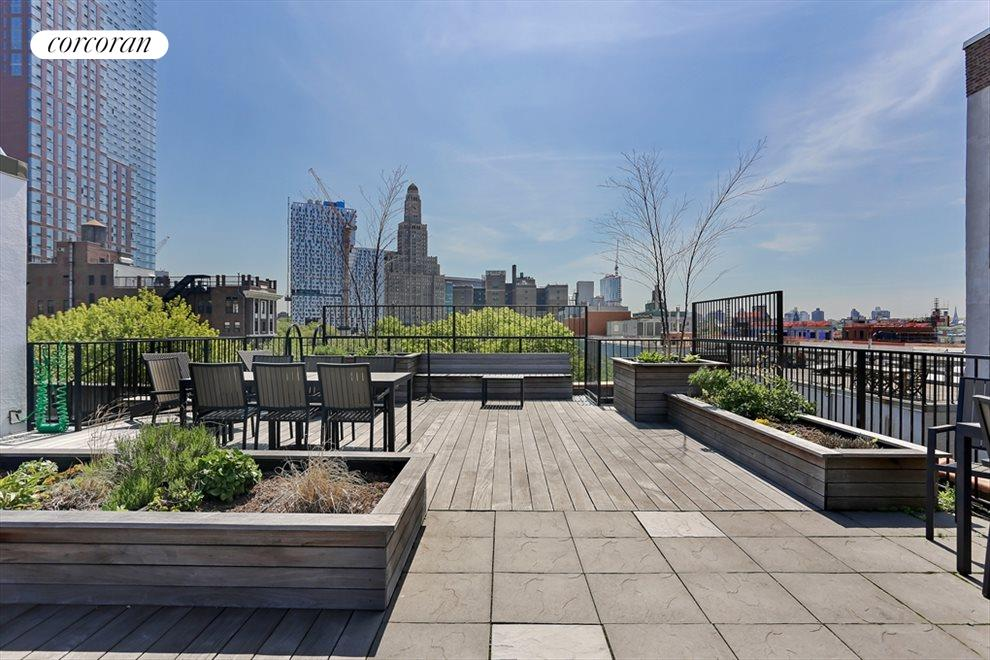 New York City Real Estate | View 422 State Street, #1 | Roof
